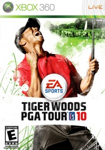 Tiger Woods PGA Tour 2010 - X BOX 360