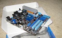 HTPC ASUS Antec Fusion Green PC